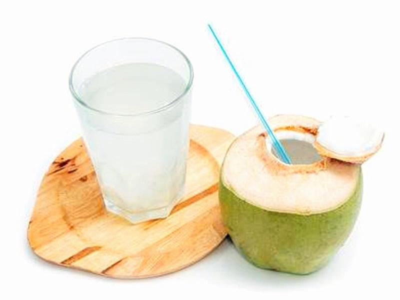 14. Coconut Water