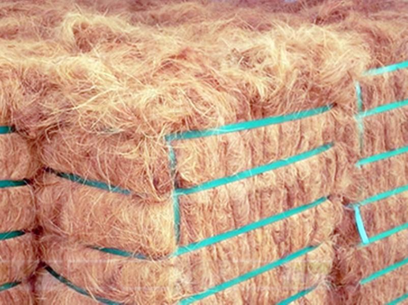 20. Coconut Fiber Bales